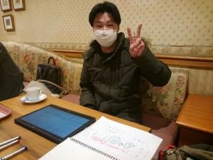 金田さんのリクエストで仕組みの「大穴」を説明です