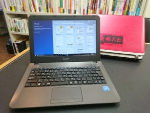 SSD240GB搭載のWindows10PCと5年活躍してくれたPC