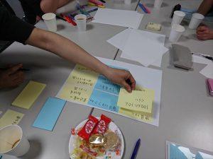 イベントや企画を「誰に」「何のために」やるのかを考えます