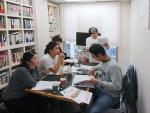11月のワクワク勉強会、新人 深澤さんも参加してくれました!