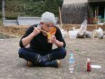たこ梅農業科野菜部の山添村でのご飯事情、、、(というどうでもいい話です ^^;;;)