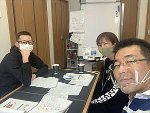 分店 森安さん、北店 上川さんと行動探求(Action Inquiry)