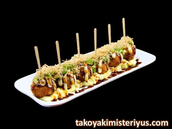 cara membua takoyaki yang enak