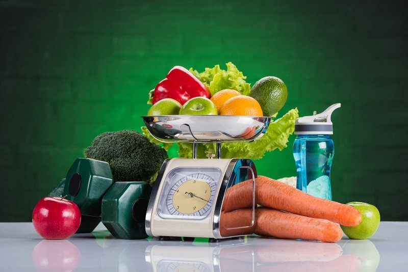 атомная диета на неделю