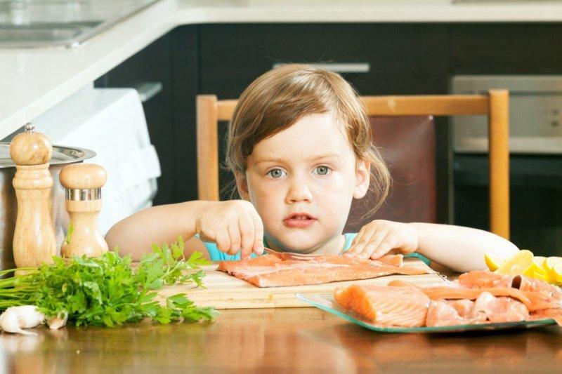 польза красной рыбы для женщин