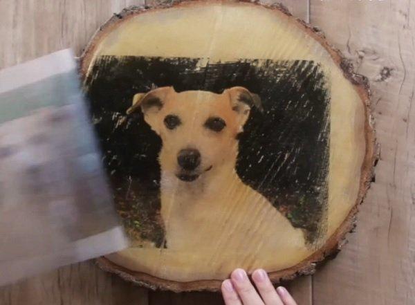 декупаж по дереву инструкция