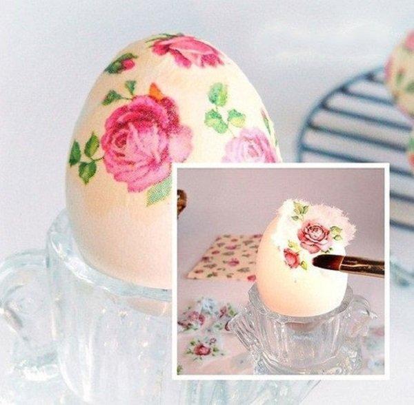 пасхальные яйца из бисера для начинающих