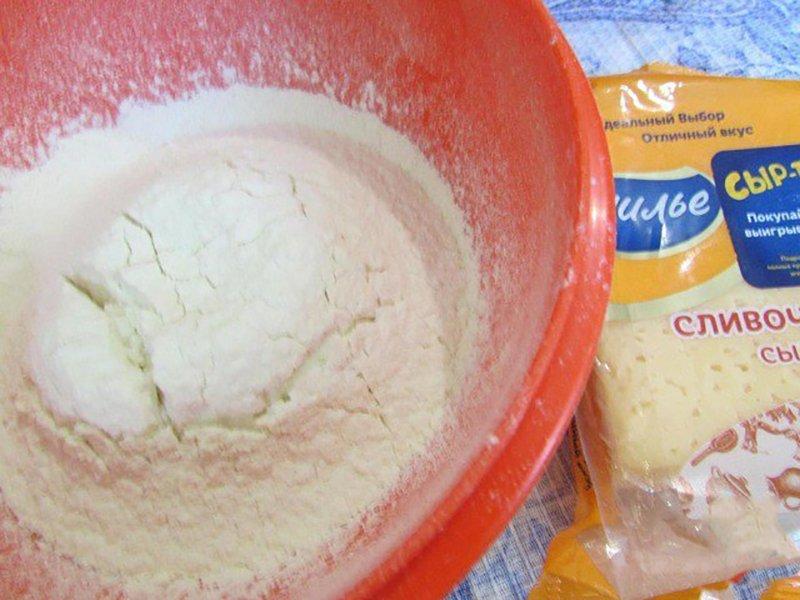 кабачковый торт из замороженных кабачков