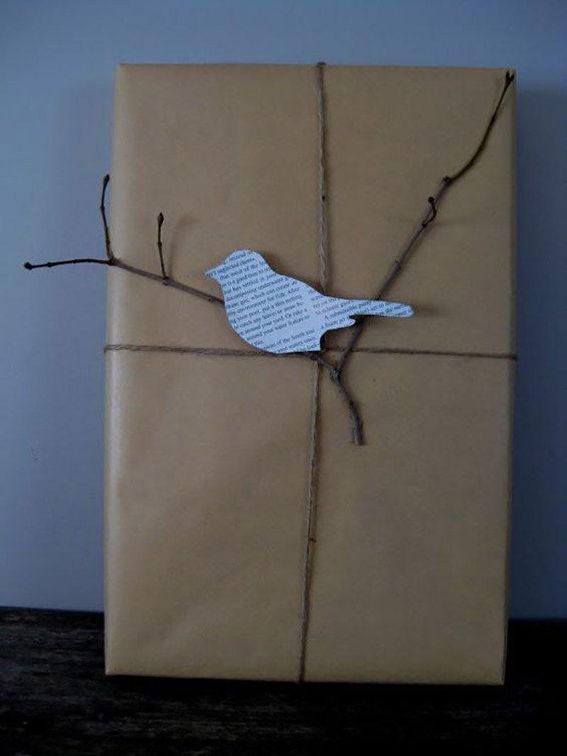 как красиво оформить подарок