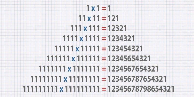 математика для ребенка