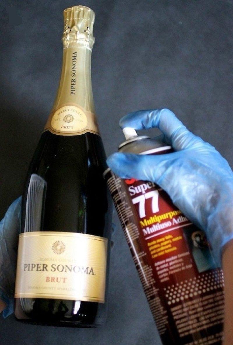 новогоднее шампанское фото