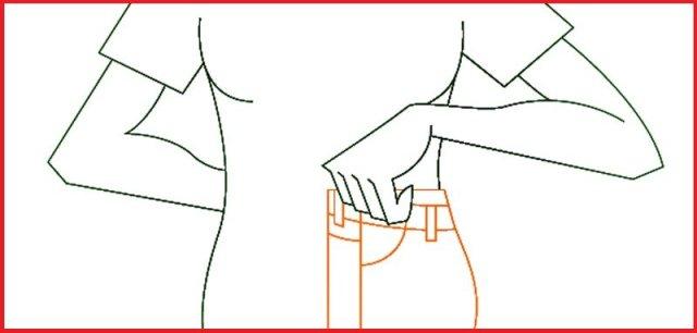 как подобрать джинсы без примерки