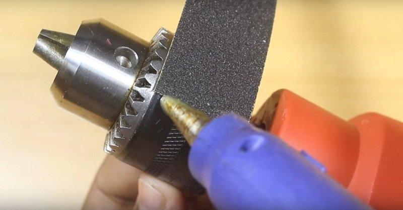 как заточить нож в домашних условиях