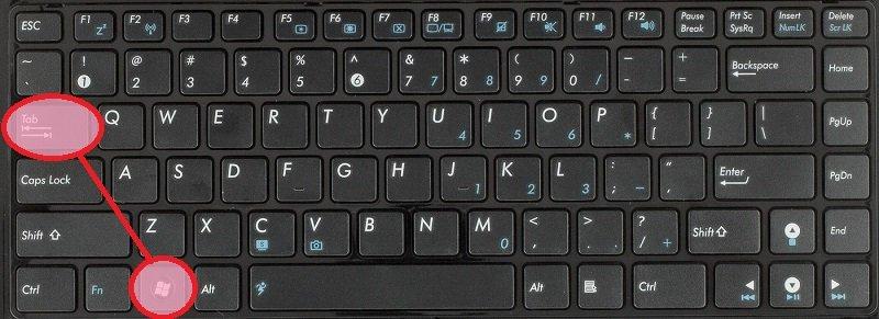 горячие клавиши виндовс 10