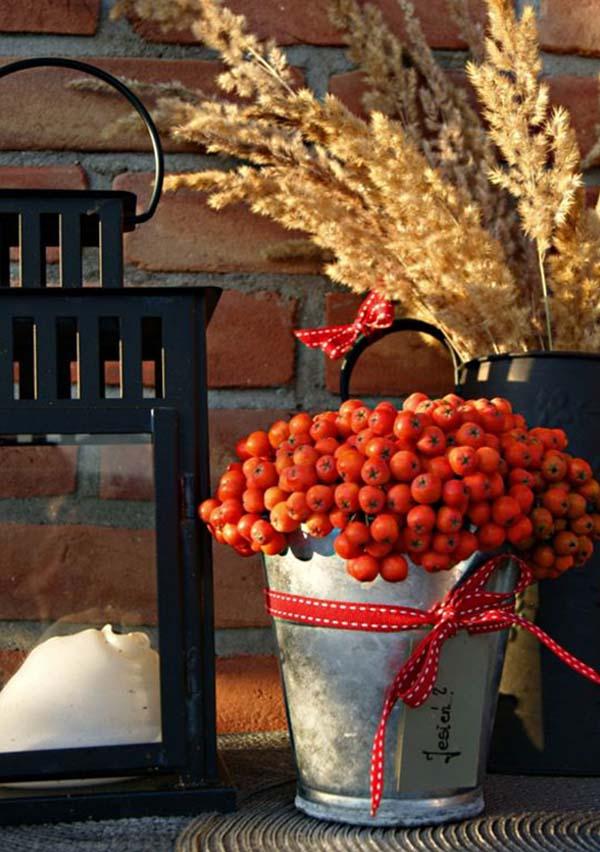 осенние композиции из овощей