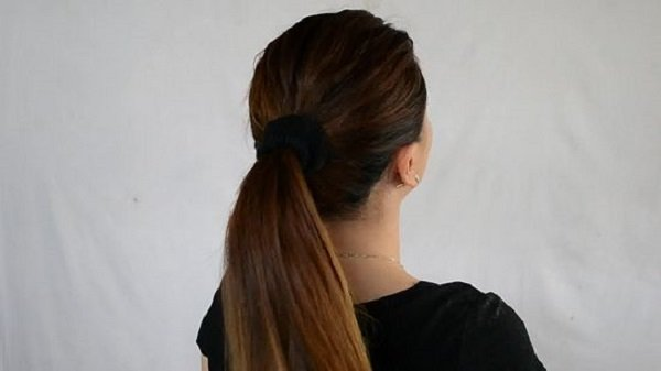 вред резинок для волос