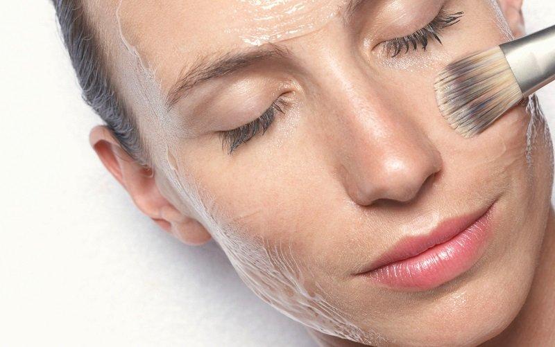 маска из желатина в домашних условиях