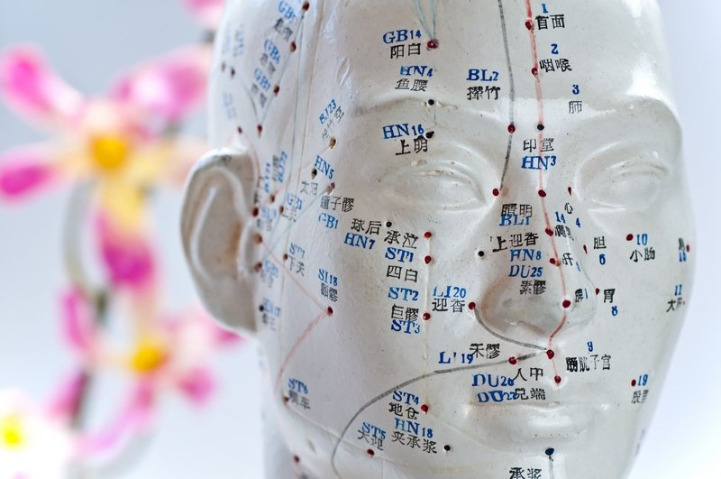 меридианы тела человека