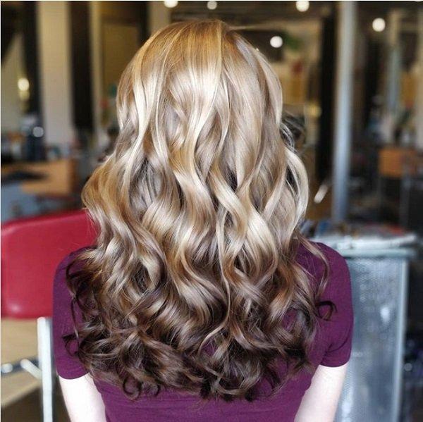 покраска балаяж на короткие волосы