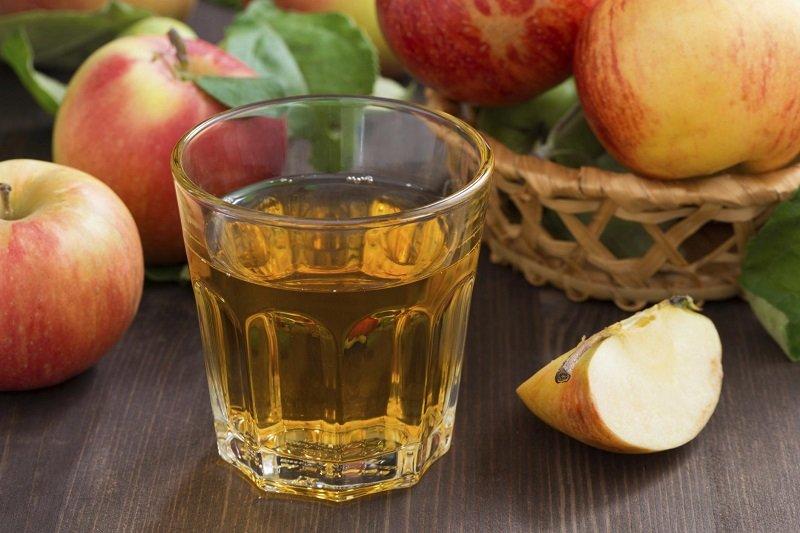 яблочный уксус использование