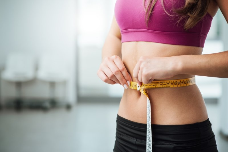 привычки питания худых людей