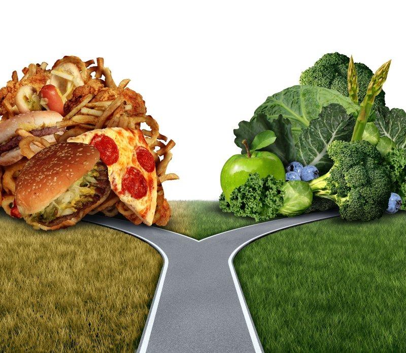 полезные привычки здорового питания