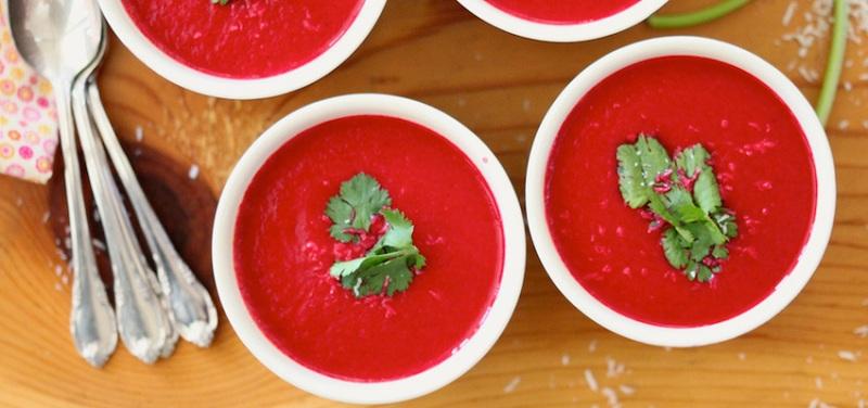 repnú polievku