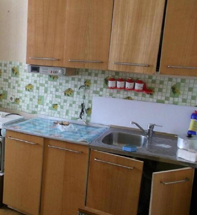 переделка старой кухни в новую