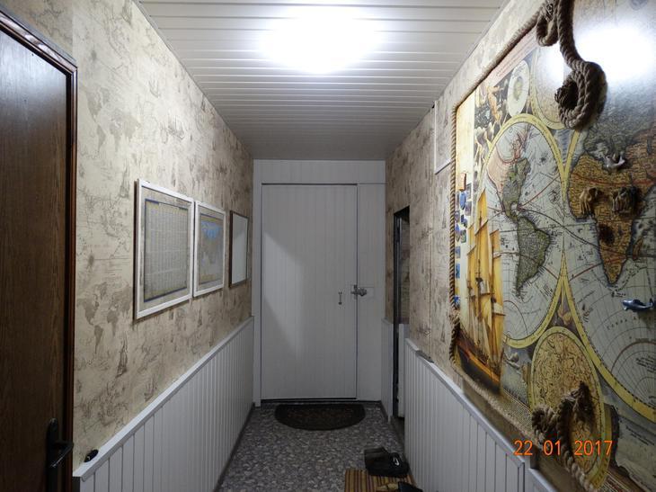 ремонт в коридоре фото