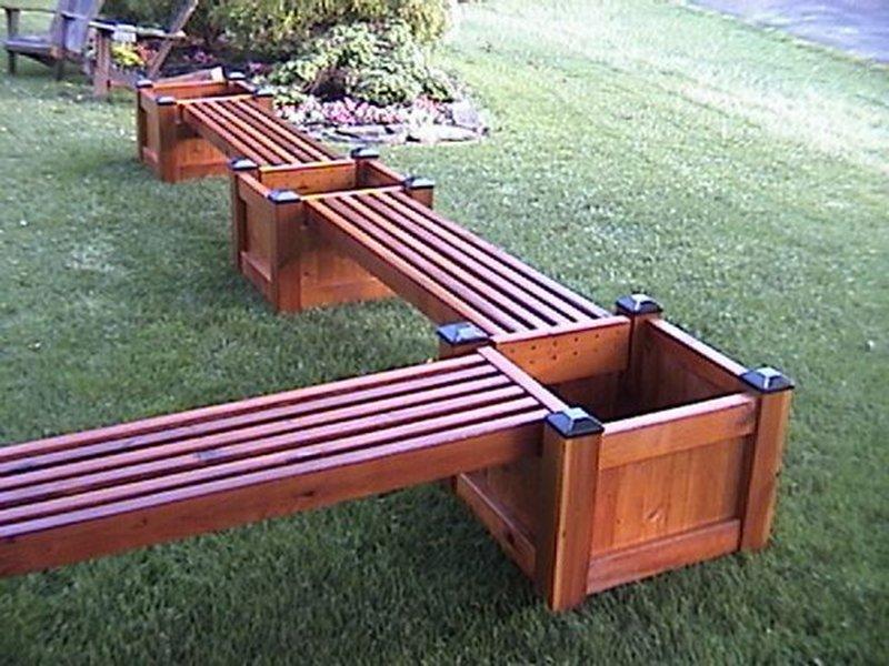 детская садовая мебель из дерева