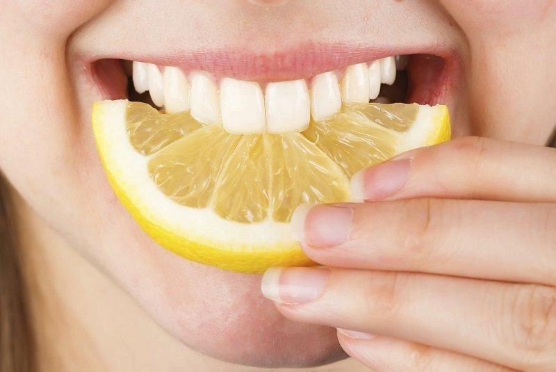 напиток из соды и лимона