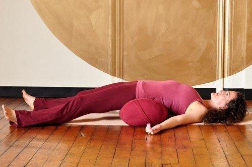 упражнения для спины