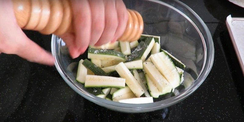 закуска из кабачков быстрого приготовления