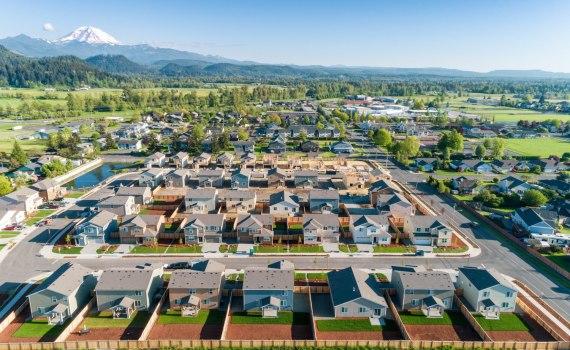 Seattle construction drone photographer