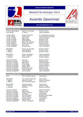 ABL&BBL Award