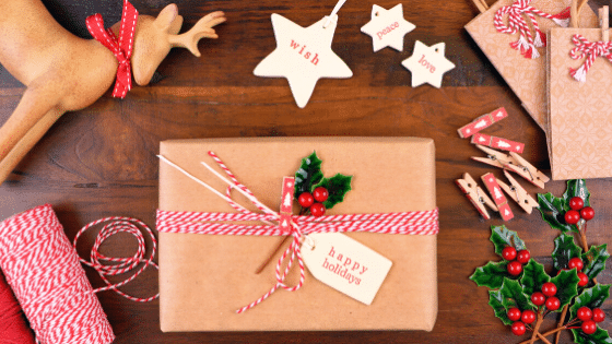 Offer free gift wrapping services