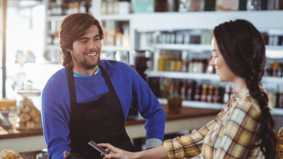 Use a retail POS with user permissions
