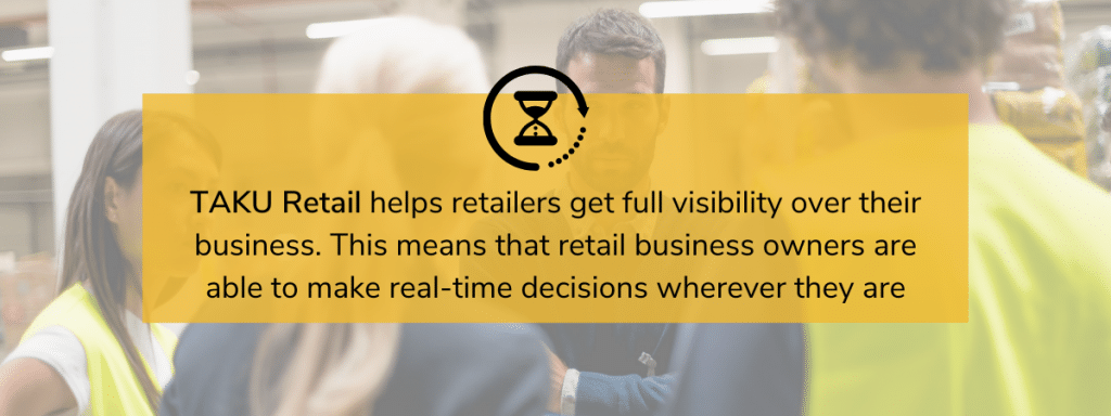 retail visibility