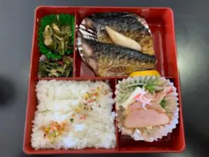お弁当は500~600円。お得!