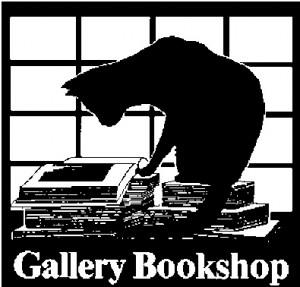 Mendocino bookshop logo