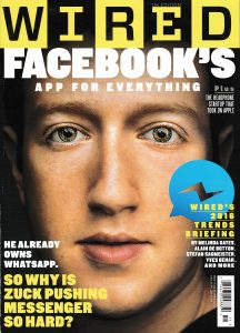 Cover Wired (UK) - november 2015