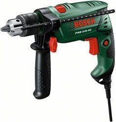 Bosch PSB 530 RE - Taladro percutor