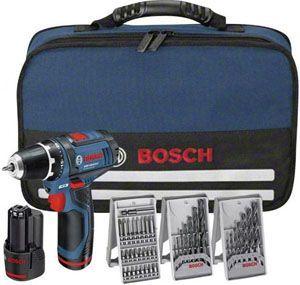 Taladro bateria ion litio Bosch GSR 10,8-2-LI Professional