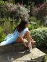 Tala Lee-Turton Bolshoi Ballet Academy Moscow, Russian style
