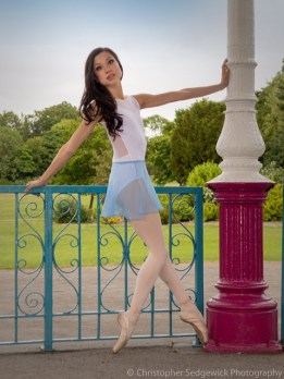 Tala Lee-Turton Bolshoi Ballet Academy From Barnsley to the Bolshoi
