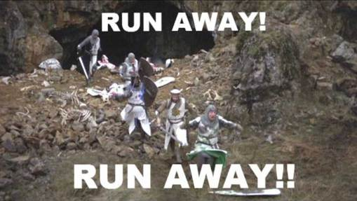 monty-python-run-away