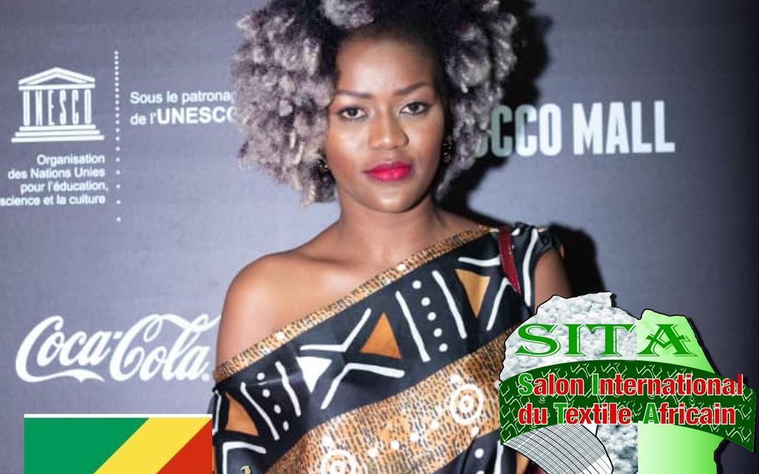 Adriana TALANSI au SITA 6è Edition – Festival International du Textile Africain