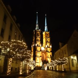 Wroclaw (Cathedral of St. John the Baptist in Wrocław)