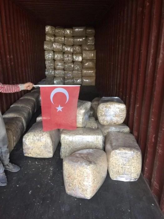 ağaç talaşı ihracat