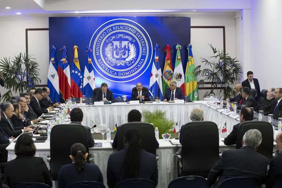 Mesa de Negociación sábado 13 de enero